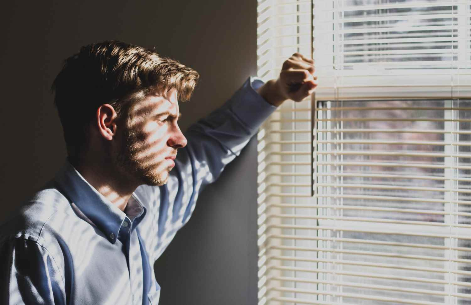 sit next to a window with sunlight when writing javascript