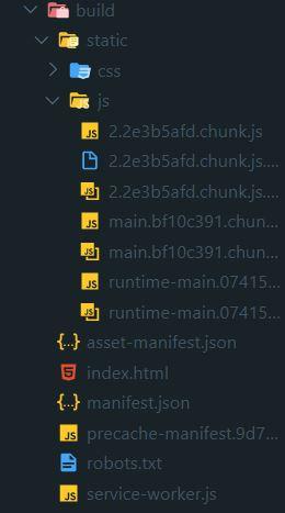 build react chrome extension